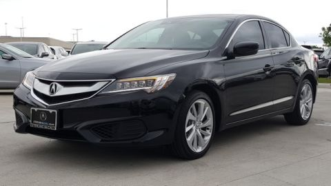 Certified Pre-Owned 2017 Acura ILX w/Technology Plus Pkg Front Wheel Drive 4dr Car