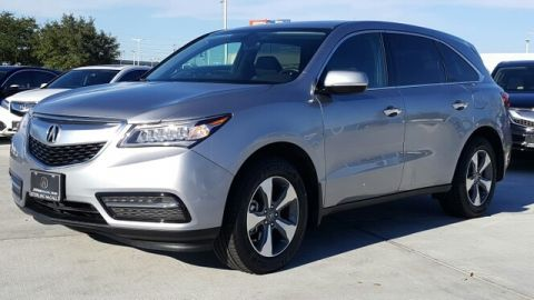 Certified Pre-Owned 2016 Acura MDX Base Front Wheel Drive SUV