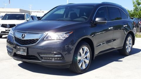 Certified Pre-Owned 2016 Acura MDX with Advance Package Front Wheel Drive SUV