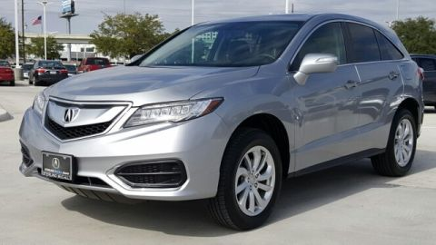 Certified Pre-Owned 2017 Acura RDX Base Front Wheel Drive SUV