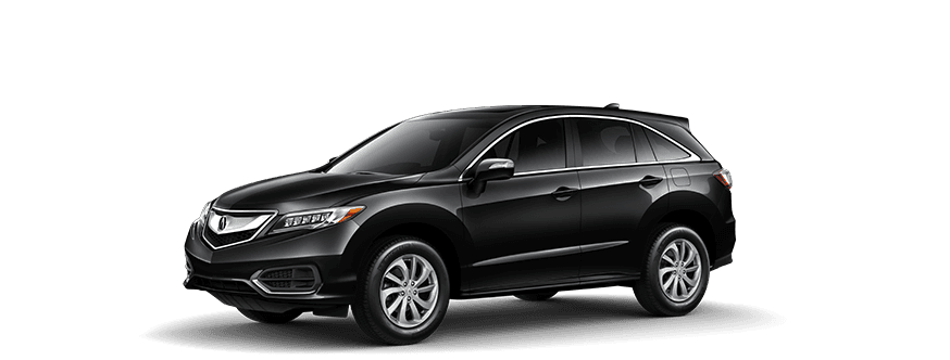New 2017 Acura RDX with Technology Package