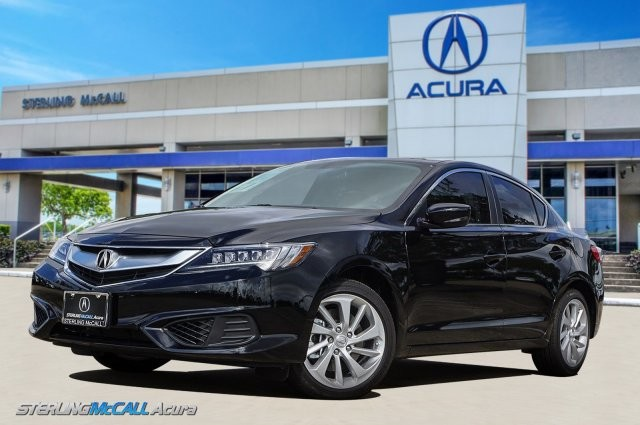 New Acura ILX With Premium Package Dr Car In Houston - Ilx acura 2018