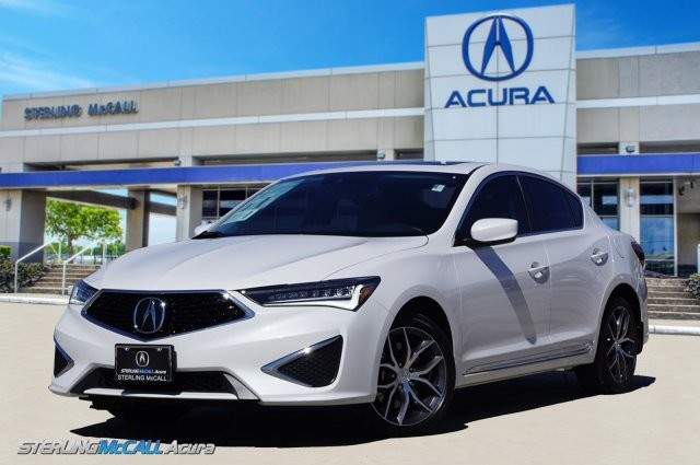 Sterling Mccall Acura >> New 2019 Acura Ilx With Technology Package 4dr Car In Houston