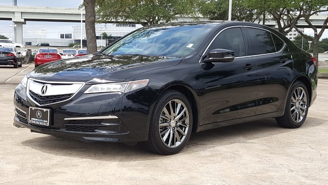 Certified PreOwned Acura TLX V AT PAWS With - Acura tl lease offers
