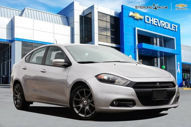 Dodge Dart Sxt >> Pre Owned 2015 Dodge Dart Sxt Sedan In Houston Fd279200 Sterling