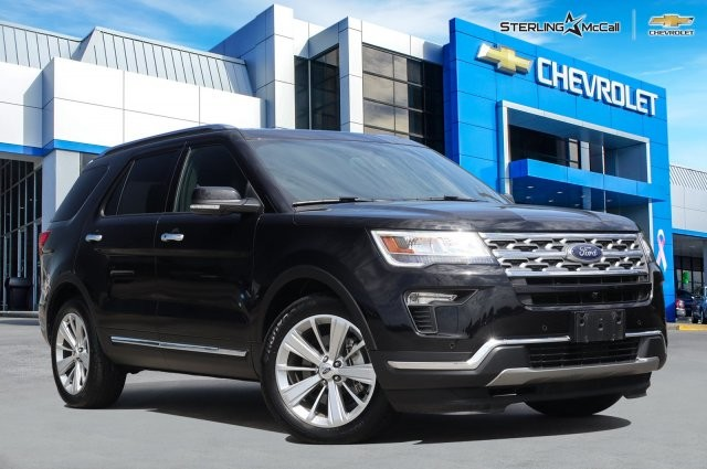 Sterling Mccall Acura >> Pre Owned 2019 Ford Explorer Limited Sport Utility In Houston