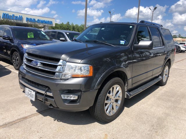 Pre-Owned 2016 Ford Expedition Limited