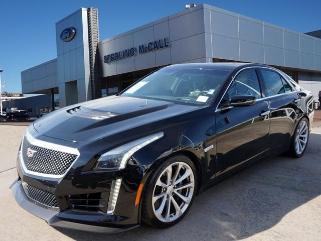 Pre Owned 2019 Cadillac Cts V Sedan Sedan Offsite Location