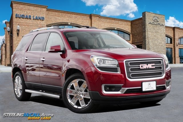 Sterling Mccall Gmc >> Pre Owned 2017 Gmc Acadia Limited Limited Suv Offsite Location