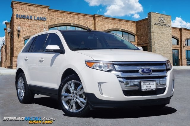 Pre Owned 2013 Ford Edge Limited Navigation Sunroof With Navigation Offsite Location