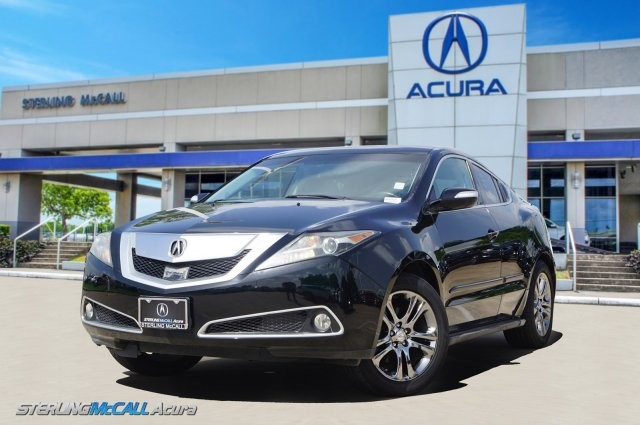 Acura Zdx For Sale >> Pre Owned 2010 Acura Zdx Advance Pkg Heat Cooled Leather Adaptive Cruise Nav More In Stock