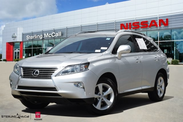 Pre-Owned 2015 Lexus RX 350 Base