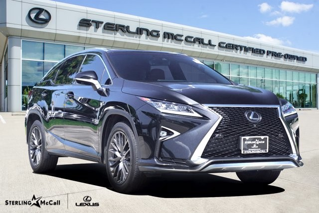 pre owned 2017 lexus rx rx 350 f sport suv in houston hc093045 sterling mccall acura sterling mccall acura