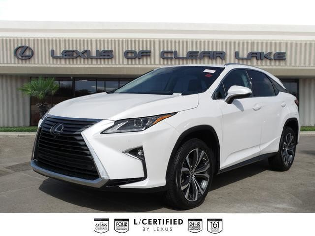 Lexus Suv Rx 350 >> Pre Owned 2019 Lexus Rx Rx 350 Suv In Houston Kc117973 Sterling