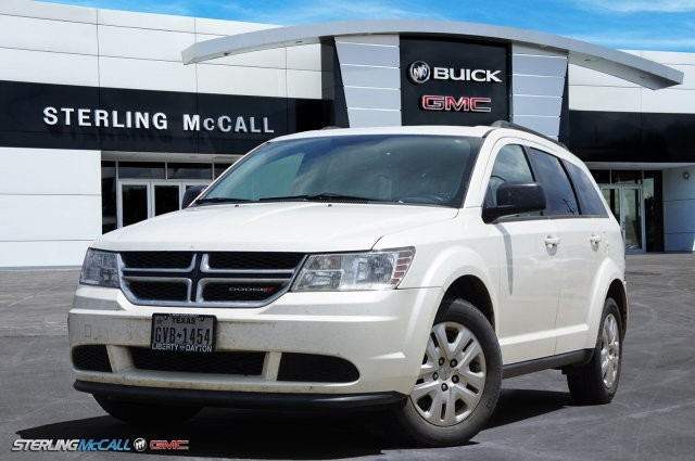 Dodge Suv 2016 >> Pre Owned 2016 Dodge Journey Se Suv Offsite Location