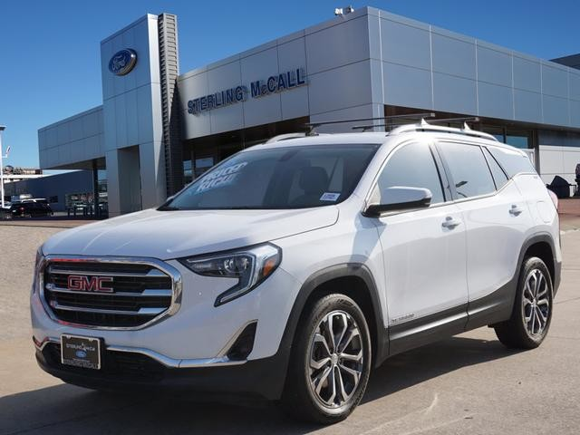 Sterling Mccall Gmc >> Pre Owned 2018 Gmc Terrain Slt Awd Offsite Location