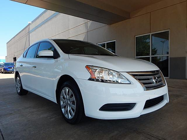 Pre-Owned 2015 Nissan Sentra FE+ S