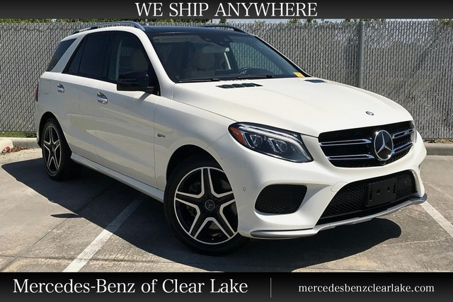 Pre-Owned 2017 Mercedes-Benz GLE AMG® GLE 43