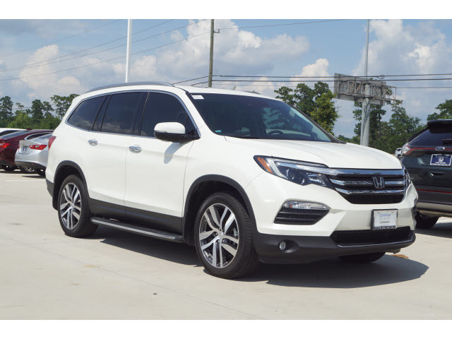 Pre-Owned 2017 Honda Pilot Elite ***CPO, BLUETOOTH, BACKUP CAMERA, NAVI,SUNROOF AND MUCH MORE***