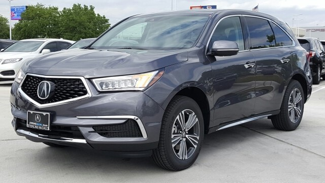 New 2017 Acura MDX Base SUV in Houston #HB011453 | Sterling McCall Acura