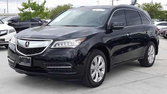 Certified Pre-Owned 2016 Acura MDX w/Advance AWD