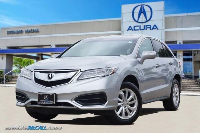 Sterling Mccall Acura >> Certified Pre Owned 2017 Acura Rdx Base Suv In Houston Hl010896