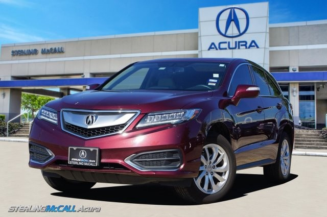 Certified Pre-Owned 2016 Acura RDX with Technology Package