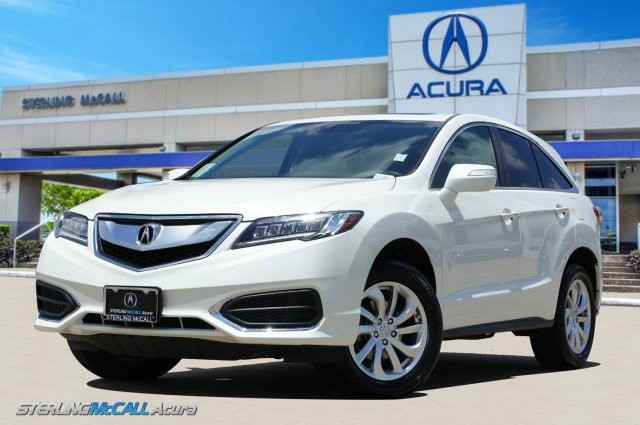 Sterling Mccall Acura >> Certified Pre Owned 2017 Acura Rdx With Technology Package Suv In
