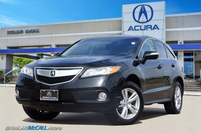 Certified Pre-Owned 2015 Acura RDX Tech Pkg Acura Certified CPO