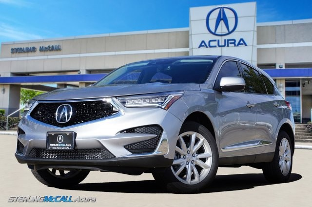 New 2019 Acura Rdx Base Suv In Houston Kl017692 Sterling Mccall Acura