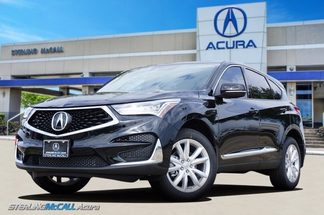 New 2019 Acura Rdx Base Suv In Houston Kl017393 Sterling Mccall Acura