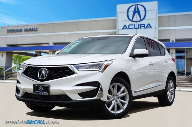 Sterling Mccall Acura >> New 2019 Acura Rdx Base Suv In Houston Kl024172 Sterling Mccall Acura