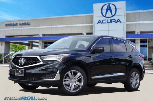 New Acura RDX ADVANCE SUV In Houston KL Sterling - Acura rdx lease prices paid
