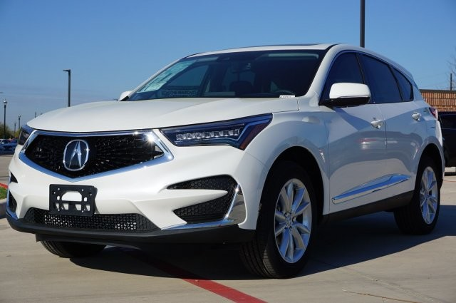 Sterling Mccall Acura >> New 2019 Acura Rdx Sh Awd Suv In Houston Kl037121 Sterling Mccall
