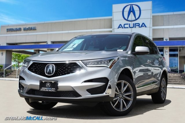 New 2020 Acura RDX SH-AWD with Technology Package