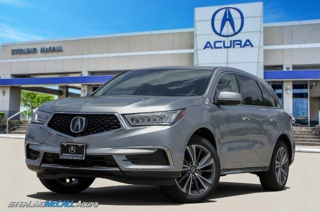 Sterling Mccall Acura >> New 2019 Acura Mdx Tech 7p Sport Utility In Houston Kl000652