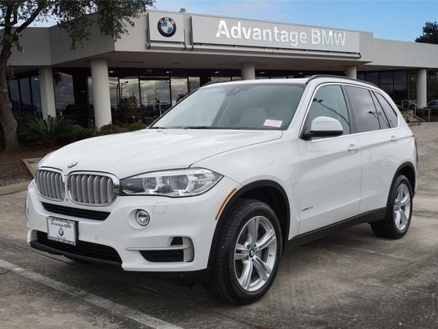 Pre Owned 2015 Bmw X5 Xdrive50i 3rd Row Suv In Houston F0j76432