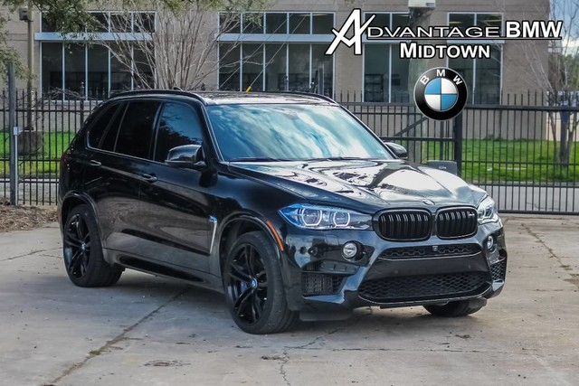 Pre-Owned 2018 BMW X5 M