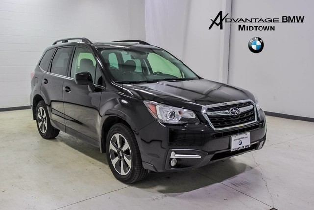 Pre Owned 2018 Subaru Forester Limited
