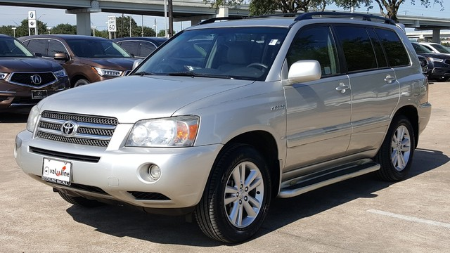 High Quality Pre Owned 2007 Toyota Highlander Hybrid Limited W/3rd Row