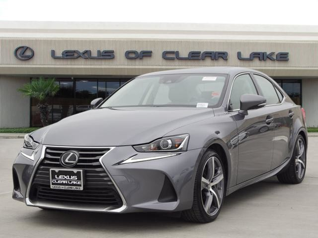 Pre-Owned 2019 Lexus IS NAVIGATION PREMIUM