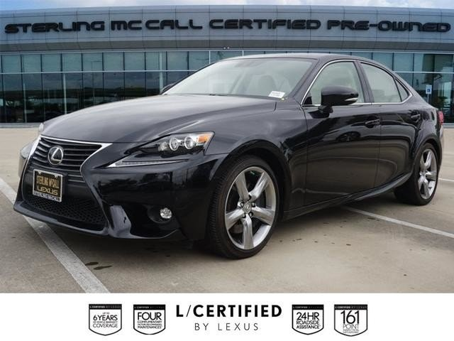Pre-Owned 2015 Lexus IS 350 w/Navigation