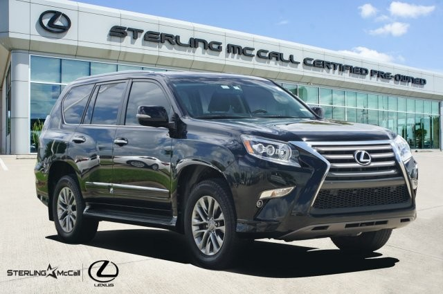 Lexus Gx 460 >> Pre Owned 2016 Lexus Gx 460 Luxury Suv Offsite Location