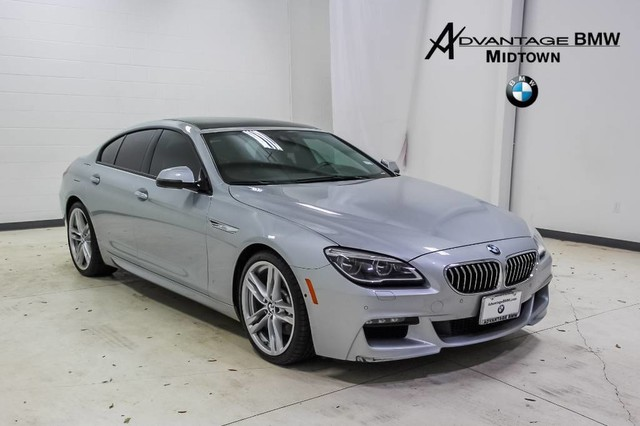 Pre Owned 2016 Bmw 6 Series 640i
