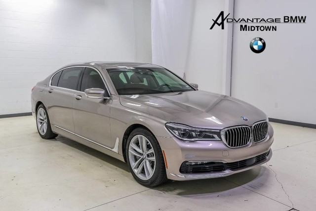 Pre-Owned 2016 BMW 7 Series 750i RWD EXECUTIVE