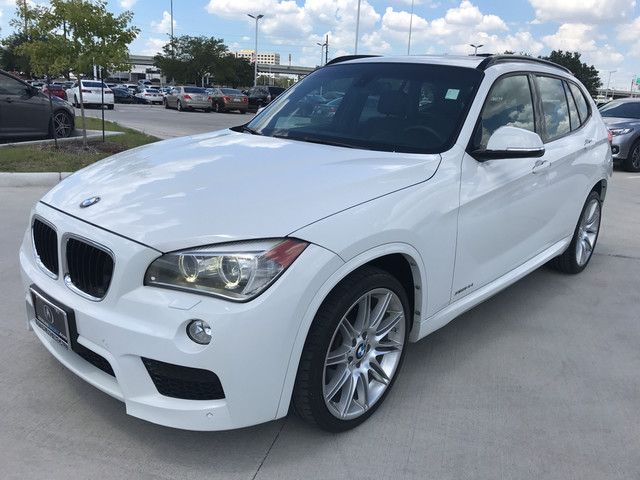 PreOwned 2014 BMW X1 xDrive35i SUV in Houston EVV92397