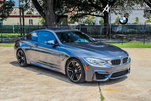 Pre-Owned 2015 BMW M4 RWD EXECUTIVE LIGHTING M DOUBLE-CLUTCH TRANS 19 M 437M WHEELS HK NAV