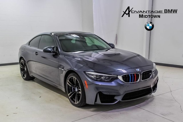 Bmw M4 Coupe >> Pre Owned 2018 Bmw M4 Coupe Offsite Location