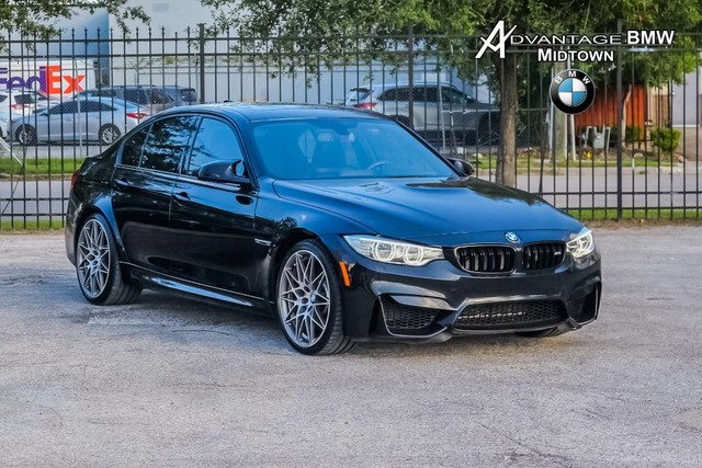 Pre-Owned 2017 BMW M3 RWD SEDAN EXEC LIGHTING M DBL CLUTCH TRANS