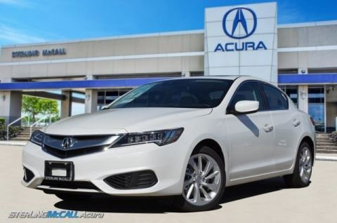 Pre-Owned 2018 Acura ILX w/Technology Plus Pkg
